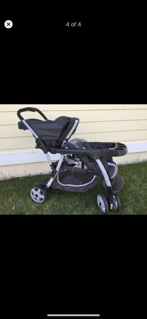 Graco double stroller for Sale in Portsmouth, VA