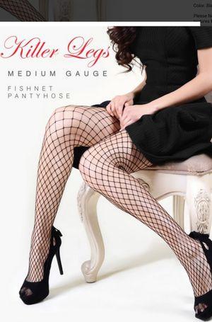 Fishnet Stockings medium gage for Sale in El Cajon, CA