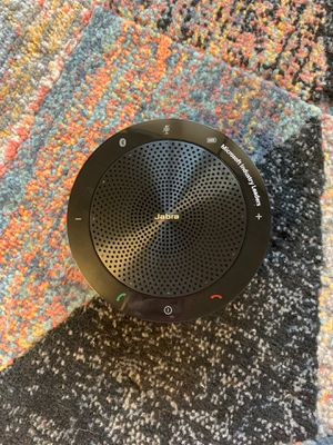 Jabra 510 MS Wireless Bluetooth Speaker for Softphone and Mobile Phone – Easy Setup, Portable Speaker for Sale in Seattle, WA
