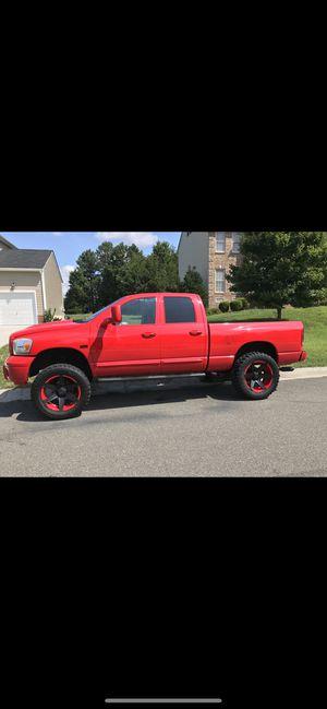 Dodge Ram 6in lift for Sale in Chesterfield, VA