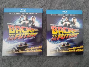 Back to the Future 25th Anniversary Trilogy Blu-ray Collection for Sale in Cumming, GA