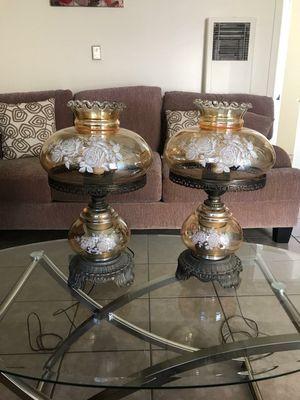 Antique lamps set for Sale in Baldwin Park, CA