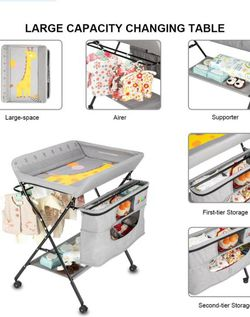 Baby Changing Table Folding for Sale in Anaheim,  CA