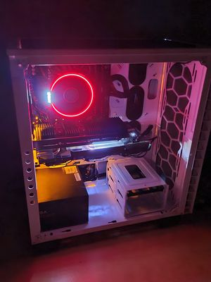 Gaming/Workstation Computer R7 2700 GTX 1070ti 16GB Ram SSD for Sale in North Springfield, VA