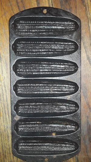 Lodge Cast Iron Corn Stick Pan for Sale in San Antonio, TX