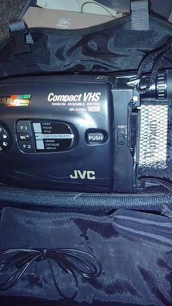 Compact VHS JVC GR-AX360 VHS C for Sale in Prattville,  AL