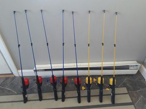 Kids Fishing poles for Sale in Powell, OH