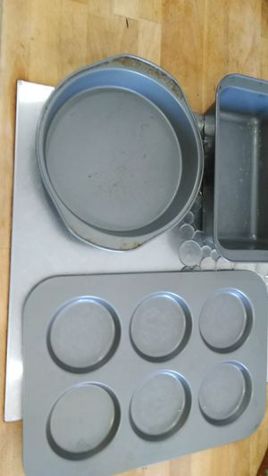 Baking cookware pans for Sale in Costa Mesa, CA