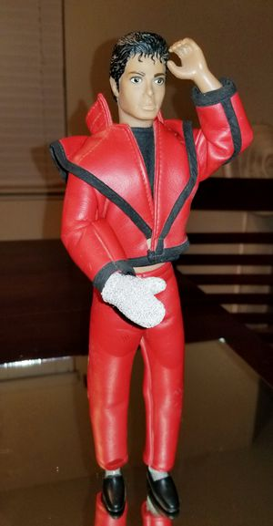 Michael Jackson toy figure collectible for Sale in Fresno, CA