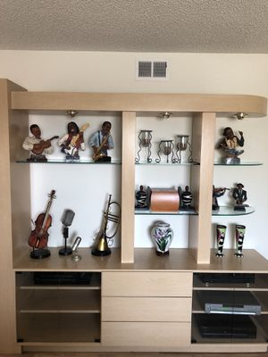 Entertainment Center for Sale in San Diego, CA