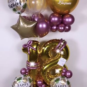 Bouquet Balloons for Sale in Miami, FL