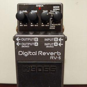 Boss Digital Reverb for Sale in Miami, FL