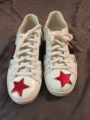 Gucci sneakers 37.5 for Sale in Buda, TX