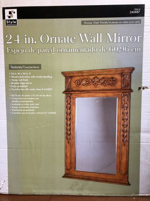 Ornate Wall Mirror for Sale in Union City, NJ