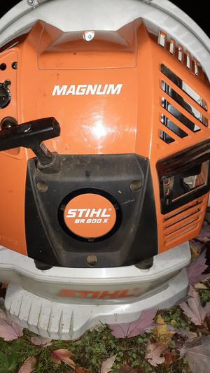 Stihl br 800 x back pack blower for Sale in Portland, OR