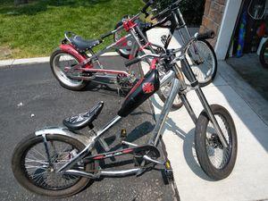 Chopper bikes for Sale in West Jordan, UT