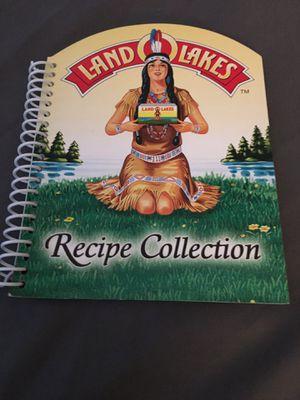 LandOlakes recipe book with Mia Retired logo! for Sale in Rancho Cordova, CA