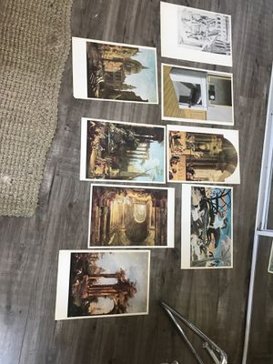 Classical and Abstract Art Prints! $20 each for Sale in Los Angeles, CA
