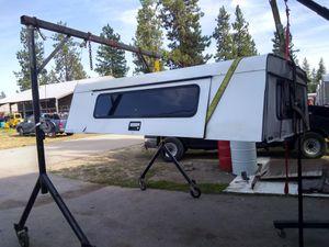 Metal Frame Canopy/ Camper for Sale in Coeur d'Alene, ID