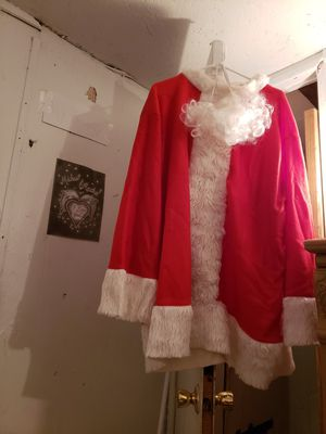 Santa costume for Sale in Fort Meade, FL