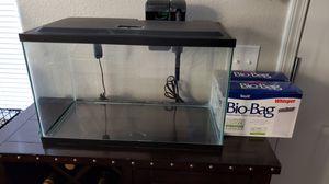 Complete 10 fallon fish tank for Sale in Las Vegas, NV