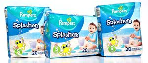 Pampers Splashers Size S for Sale in Las Vegas, NV