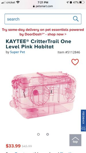 Hamster cages for Sale in Anderson, SC