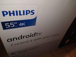"TV PHILLIPS SMART 55"". for Sale in Norcross, GA"