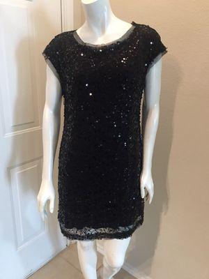 Women's Black Sequinsed INC Dress for Sale in Dallas, TX