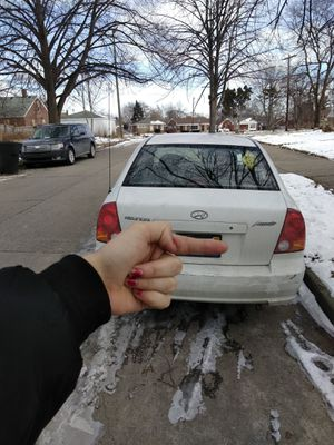 2004 Hyundai Accent for Sale in Detroit, MI