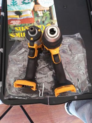 18 v impacto y drill dewalt for Sale in Midlothian, IL