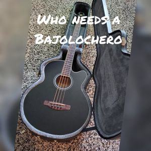 Bajo Player Available For A Group Hmu for Sale in Garden Grove, CA