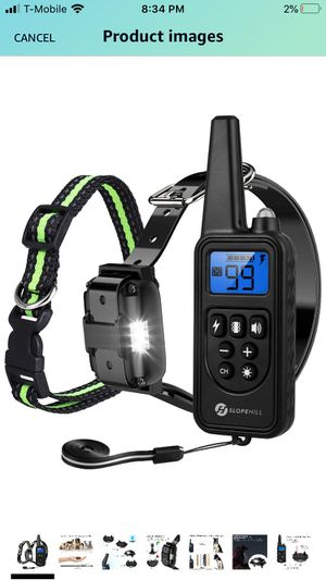 Remote Dog Training Collar for Sale in Las Vegas, NV