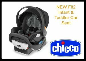 BRAND NEW NEVER USED CHICCO FIT2 CARSEAT for Sale in Laveen Village, AZ