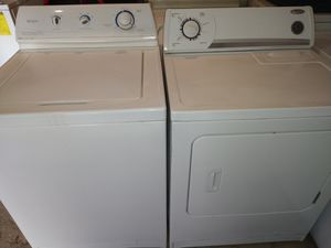 Maytag washer whirlpool dryer for Sale in Carrollton, TX