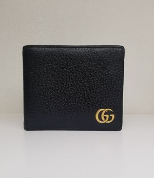 💯 Authentic Gucci Marmont Leather Bi-fold Wallet💨 for Sale in Los Angeles, CA