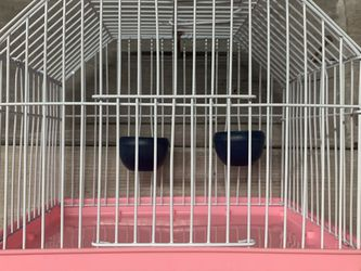 Small Pet, Bird, Hamster Animal Cage Transporter for Sale in Montclair,  CA