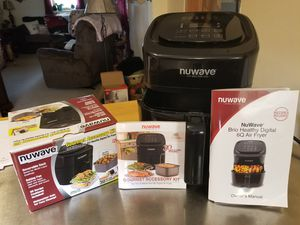 Nuwave Airfryer for Sale in Birmingham, IA