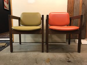 Midcentury Chairs for Sale in Seattle, WA