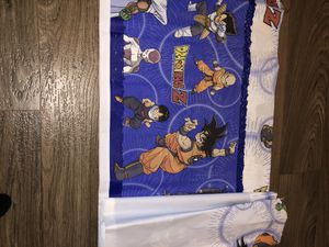 Dragon ball z table cover for Sale in Manor, TX