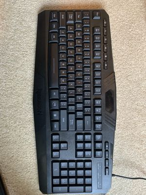 Red Dragon Gaming Keyboard for Sale in Bel Air, MD
