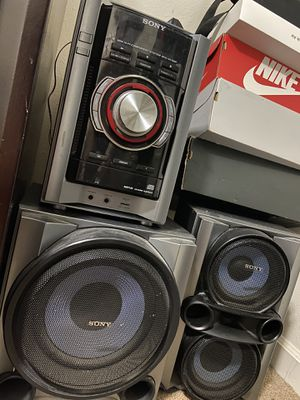 SONY home stereo for Sale in Pasco, WA