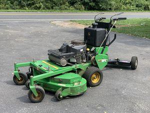 WG48A John Deere Walk-Behind Mower for Sale in Germantown, MD