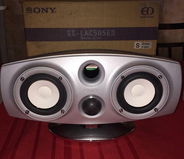 Sony center speaker new