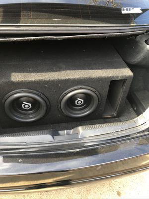 10 inch subs for Sale in Grand Prairie, TX