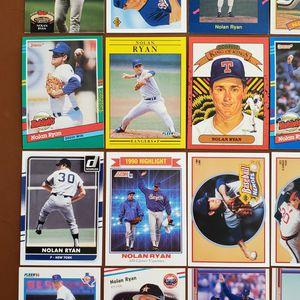 Baseball Cards - Nolan Ryan for Sale in Noblesville, IN
