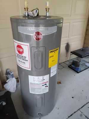 Rheem water heater for Sale in NEW PRT RCHY, FL