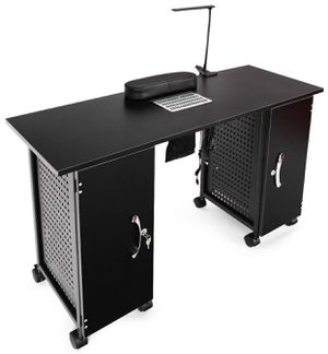 MANICURE NAIL TABLE STATION for Sale in Homestead, FL