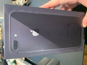 iPhone 8 Plus 256 gb factory unlocked (open box) for Sale in Orlando, FL