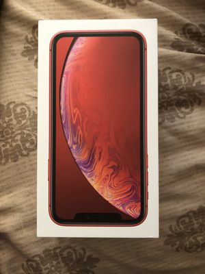 Apple IPhone XR 64gb for Sale in West Palm Beach, FL
